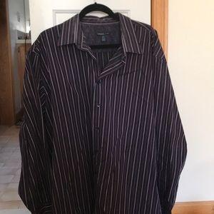 Van Heusen button down shirt